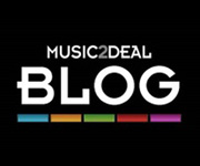 Music2Deal blog logo
