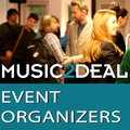 icon of group Event Organizers (Music2Deal Industry Mingle events)